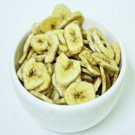 Bananas secas x 1/4 Kg