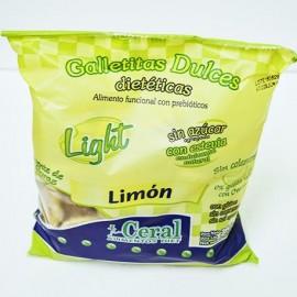 Galletitas dulces de limón dietéticas light Ceral x 380 g