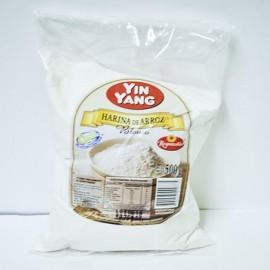 Harina de arroz blanco Yin Yang [500 g]