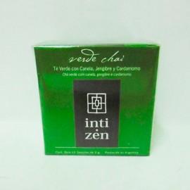 Té Verde Chai Intizen