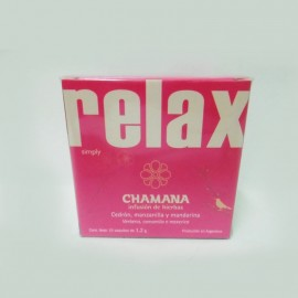 Té Relax Chamana