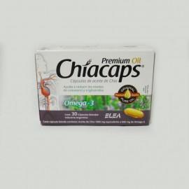 Cápsulas de Aceite de Chía Chíacaps