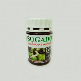 Spirulina en Comprimidos Bogado 120 comp.