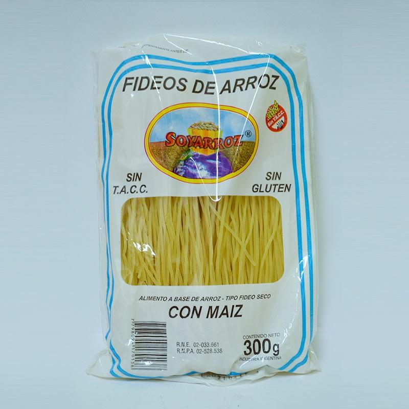 Fideos de arroz soyarroz diet tica dulcinea s a for Cocinar fideos de arroz