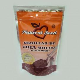 Semillas de chía molidas Natural Seed