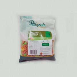 Anillitos frutales sin gluten Patagonia Grains