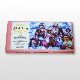 Barra de chocolate Águila