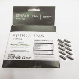 Spirulina + Vitamina B1-B2 y Potasio