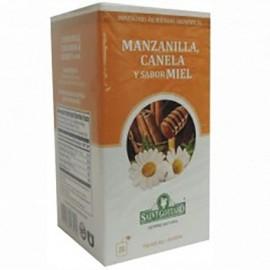 Té de Manzanilla, Canela y Sabor Miel Saint Gottard