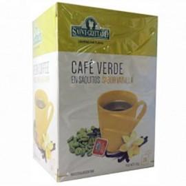 Café Verde Sabor Vainilla Saint Gottard