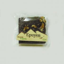 Brownie de algarroba Epuyen