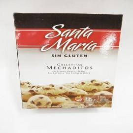 Galletitas Mechaditas Santa María sin gluten