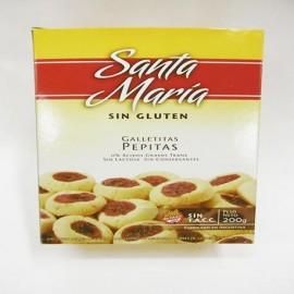 Pepitas Santa María sin gluten