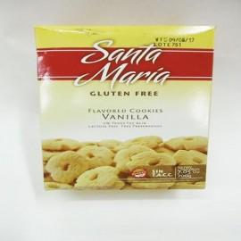 Vainilla Santa María sin gluten