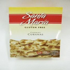 Galletitas cubanas Santa María sin gluten