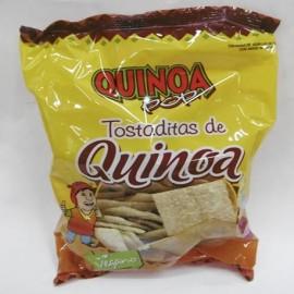 Tostaditas de quinoa