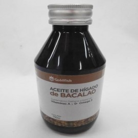 Aceite de hígado de bacalao Goldfish