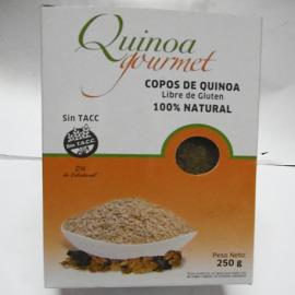 Copos de quinoa Quinoa Gourmet [250 g]